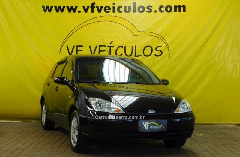 focus 1.6 8v gasolina 4p manual 2007 caxias do sul