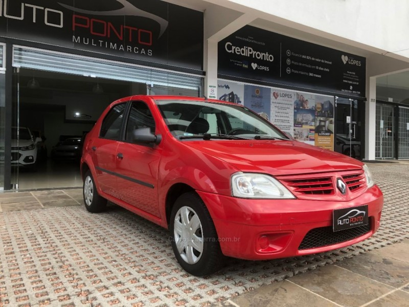 logan 1.6 expression 16v flex 4p manual 2010 caxias do sul