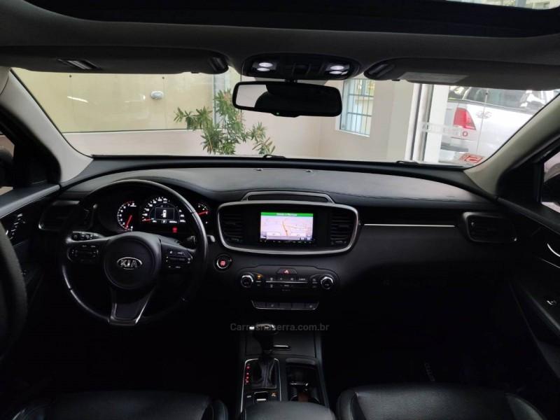 SORENTO 3.3 EX V6 24V GASOLINA 4P 7 LUGARES AUTOMATICO - 2016 - CAXIAS DO SUL