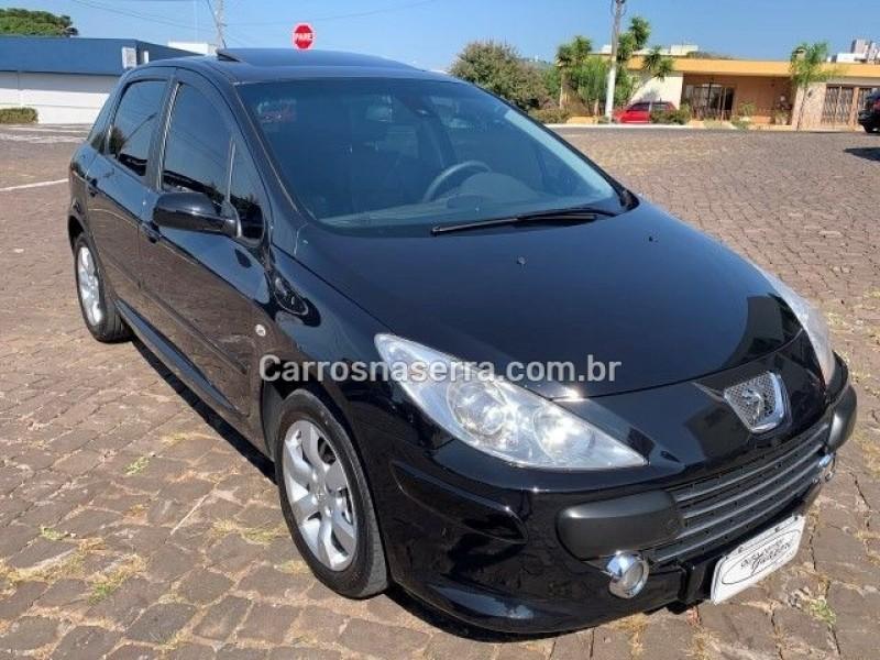 307 2.0 griffe 16v gasolina 4p automatico 2008 guapore