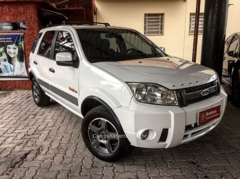 ecosport 1.6 freestyle 8v flex 4p manual 2009 caxias do sul