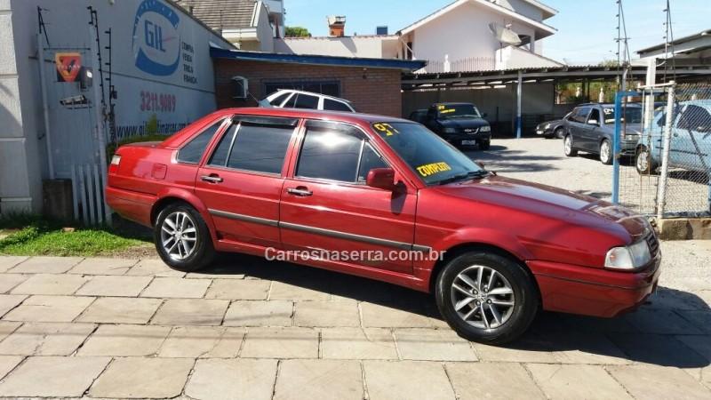 santana 1.8 mi 8v gasolina 4p manual 1997 caxias do sul