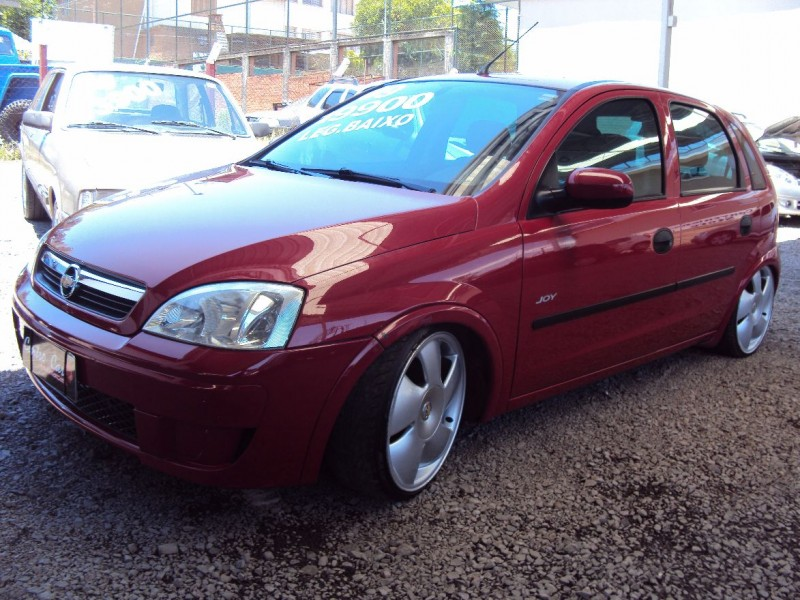 corsa 1.0 mpfi joy 8v flex 4p manual 2009 caxias do sul