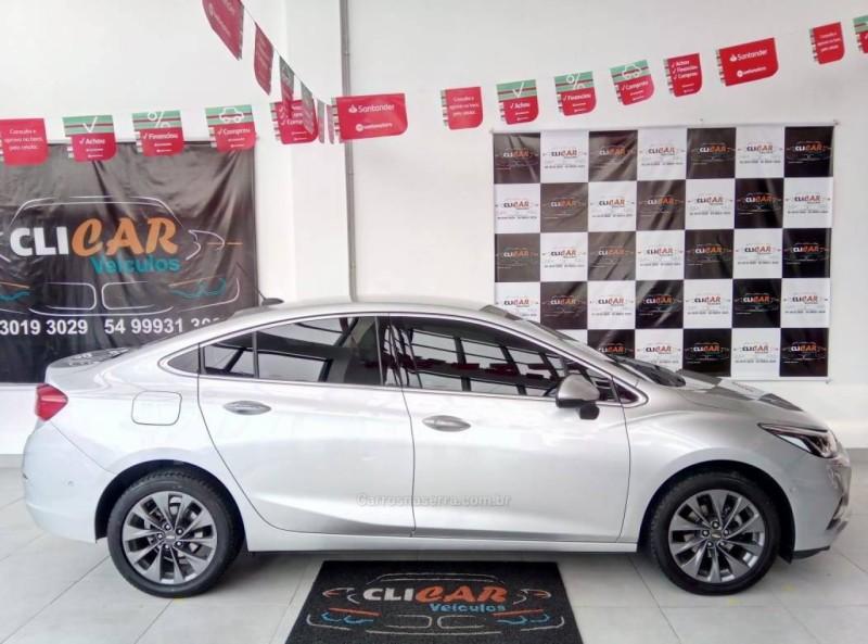 CRUZE 1.4 TURBO LTZ 16V FLEX 4P AUTOMÁTICO - 2018 - CAXIAS DO SUL