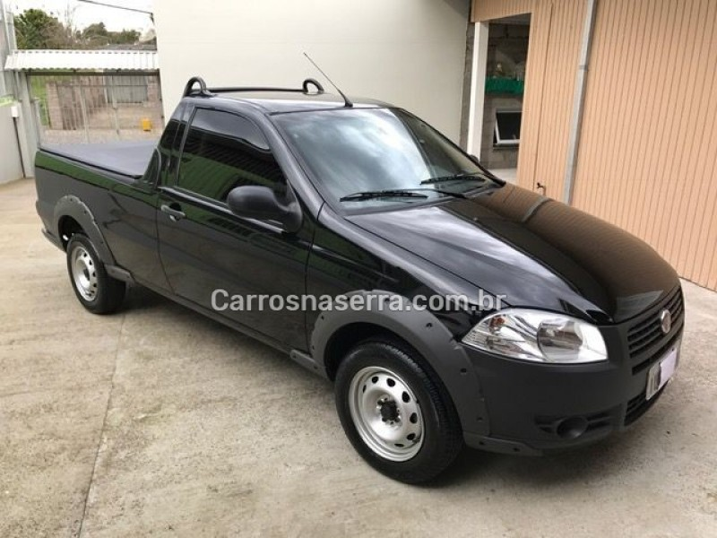 strada 1.4 mpi working cs 8v flex 2p manual 2013 caxias do sul