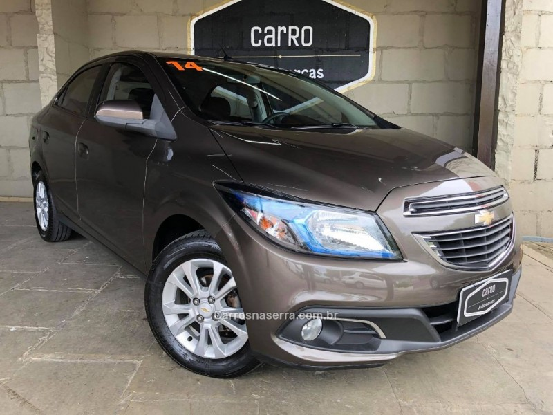 prisma 1.4 mpfi ltz 8v flex 4p manual 2014 caxias do sul