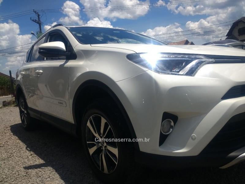 RAV4 2.0 TOP 4X2 16V GASOLINA 4P AUTOMÁTICO - 2018 - GRAMADO
