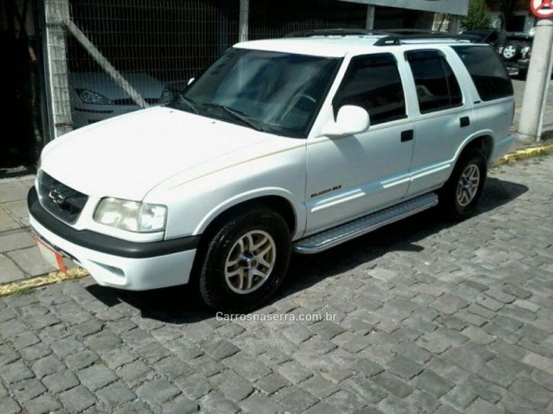blazer 4.3 sfi dlx 4x2 v6 12v gasolina 4p manual 1999 bento goncalves
