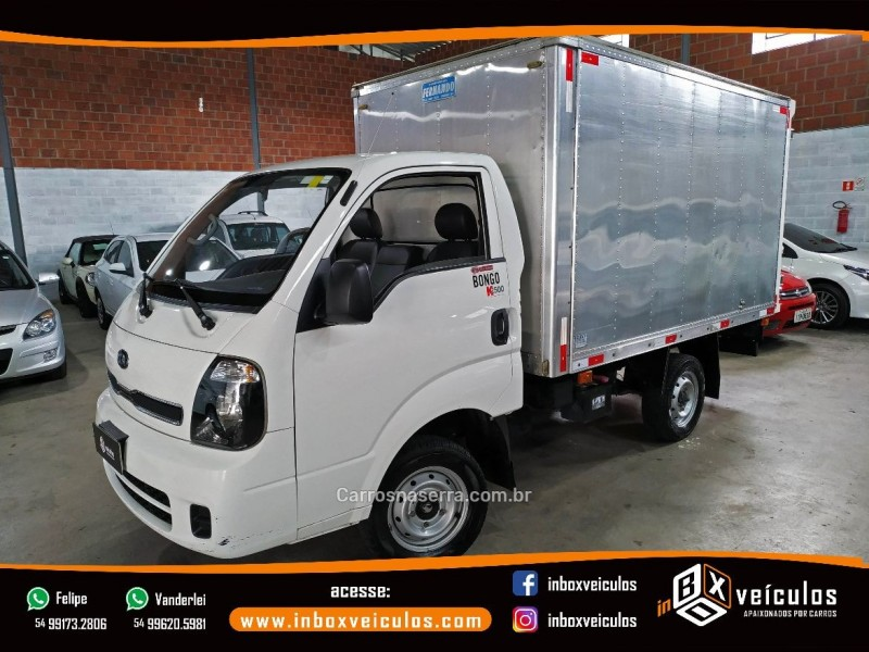 bongo 2.5 k 2500 4x2 cs turbo diesel 2p manual 2018 gramado