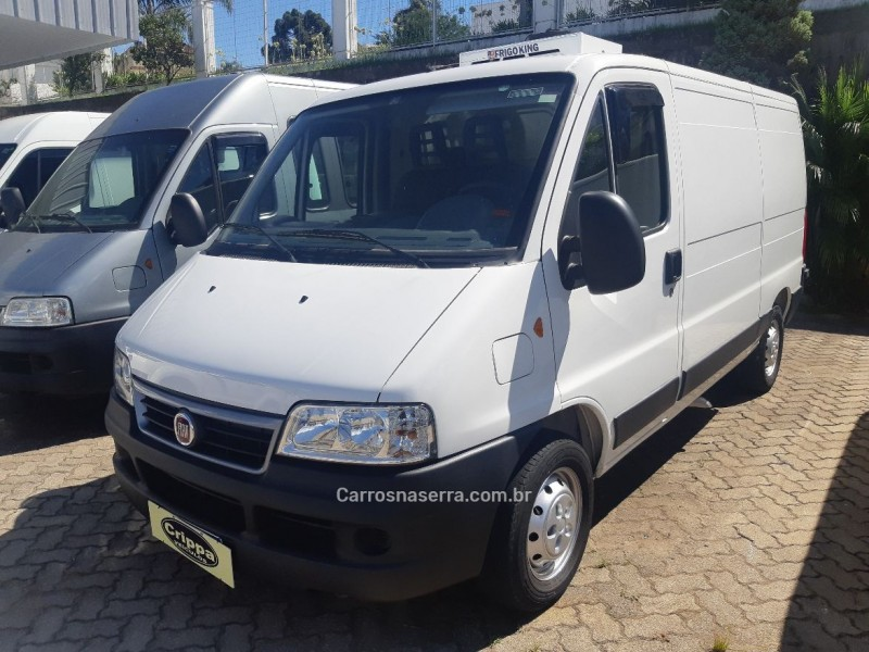 ducato 2.3 cargo 7.5 16v turbo diesel 4p manual 2015 farroupilha