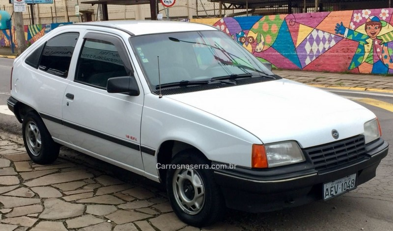 kadett 1.8 efi gl 8v gasolina 2p manual 1994 caxias do sul