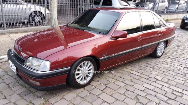 omega 3.0 mpfi cd 12v gasolina 4p manual 1994 caxias do sul
