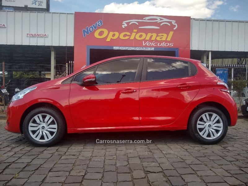 208 1.5 active 8v flex 4p manual 2014 caxias do sul
