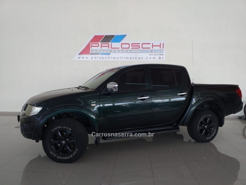 l200 triton 3.2 hpe 4x4 cd 16v turbo intercooler diesel 4p automatico 2011 vacaria