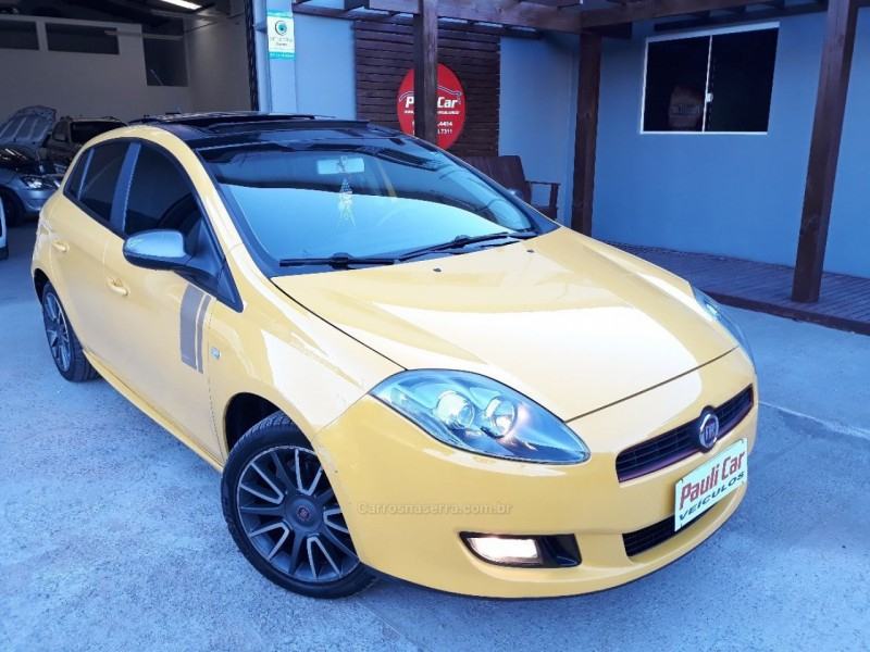 bravo 1.8 sporting 16v flex 4p manual 2013 caxias do sul