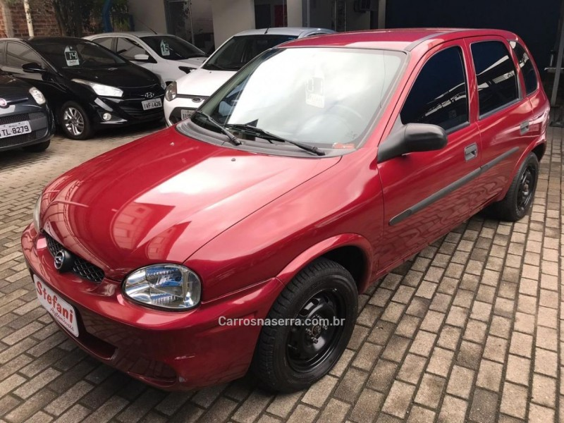 corsa 1.0 mpf wind 8v gasolina 4p manual 2001 feliz