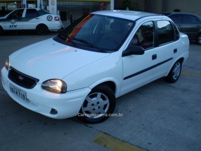 classic 1.0 mpfi ls 8v flex 4p manual 2010 caxias do sul