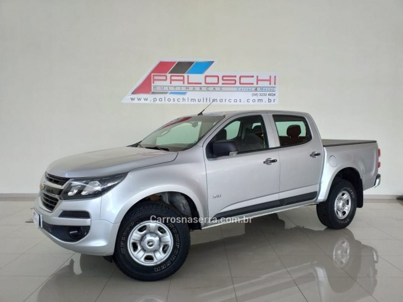 s10 2.8 ls 4x4 cd 16v turbo diesel 4p manual 2018 vacaria