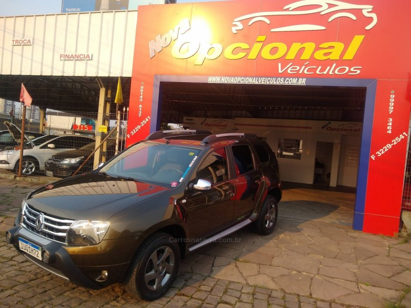 duster 2.0 tech road 4x2 16v flex 4p automatico 2014 caxias do sul