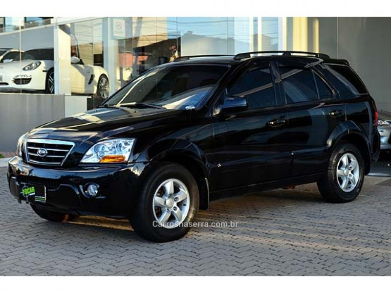 sorento 2.5 ex 4x4 16v diesel 4p manual 2009 caxias do sul