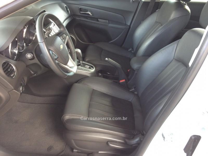 CRUZE 1.8 LTZ SPORT6 16V FLEX 4P AUTOMÁTICO - 2014 - GARIBALDI