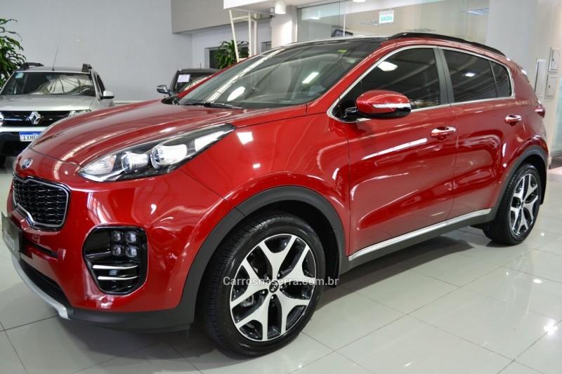 sportage 2.0 ex 4x2 16v gasolina 4p automatico 2018 caxias do sul