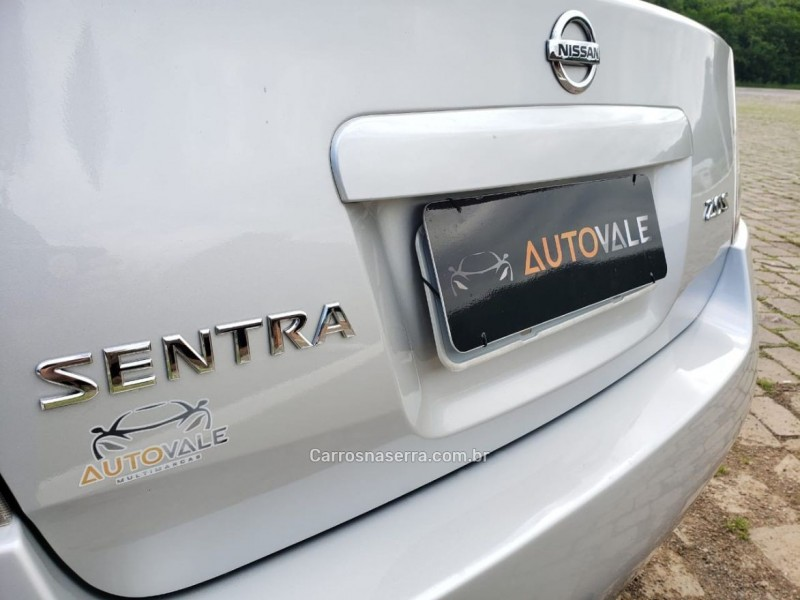 SENTRA  - 2008 - VALE REAL