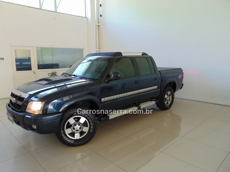 s10 2.4 mpfi executive 4x2 cd 8v flex 4p manual 2010 taquara