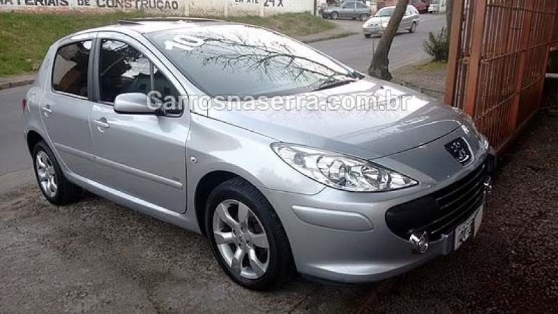 307 1.6 presence pack 16v gasolina 4p manual 2010 caxias do sul