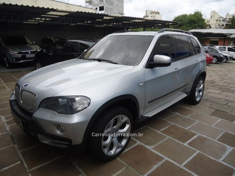 x5 4.8 i endurance 4x4 v8 32v gasolina 4p automatico 2010 caxias do sul