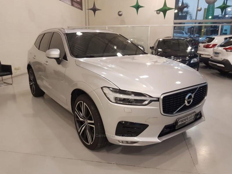 XC60 2.0 T5 R DESIGN TURBO GASOLINA 4P AUTOMÁTICO - 2018 - FARROUPILHA