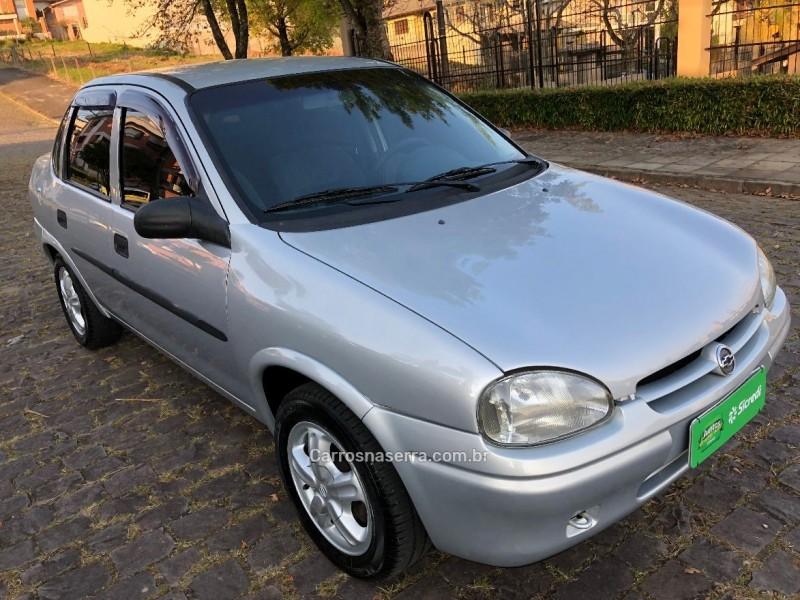 corsa 1.6 mpfi classic sedan 8v gasolina 4p manual 1998 caxias do sul
