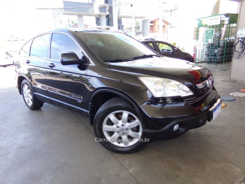 crv 2.0 lx 4x2 16v gasolina 4p automatico 2008 caxias do sul