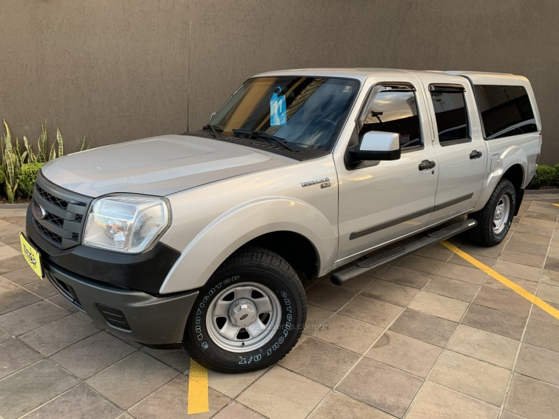 ranger 2.3 xls 16v 4x2 cd gasolina 4p manual 2011 caxias do sul