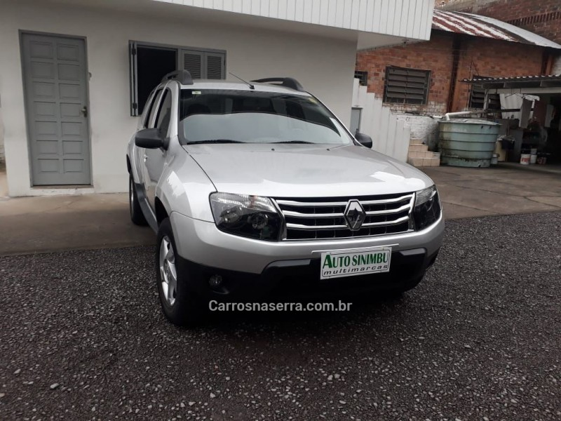 duster 1.6 outdoor 4x2 16v flex 4p manual 2015 caxias do sul
