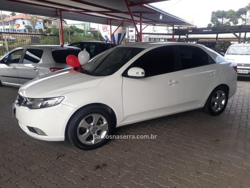 cerato 1.6 ex2 sedan 16v gasolina 4p manual 2011 caxias do sul