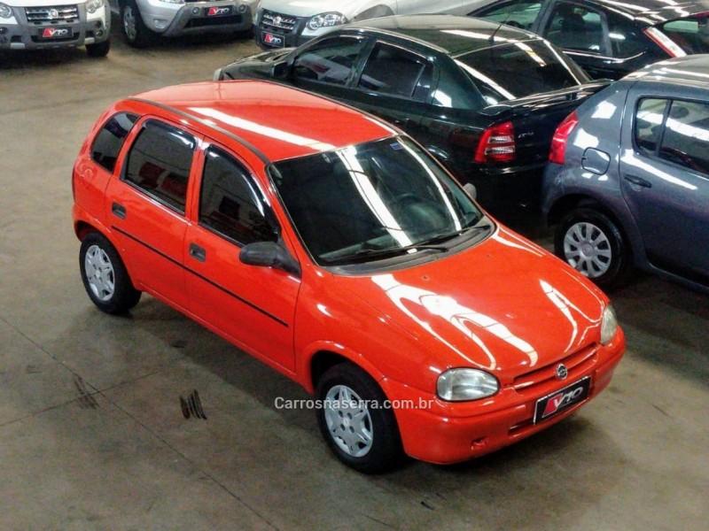 corsa 1.0 mpfi wind 8v gasolina 4p manual 1999 caxias do sul