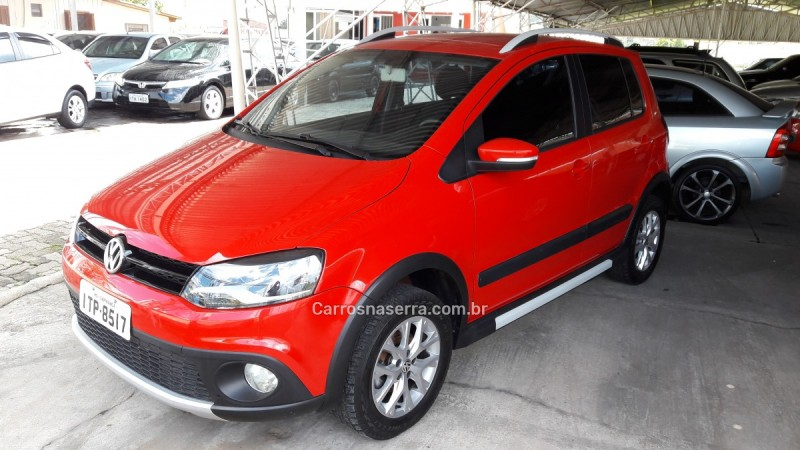 crossfox 1.6 mi flex 8v 4p manual 2013 salvador do sul