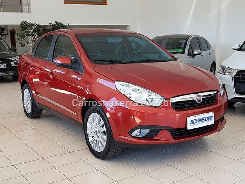grand siena 1.6 mpi essence 16v flex 4p manual 2015 nova petropolis