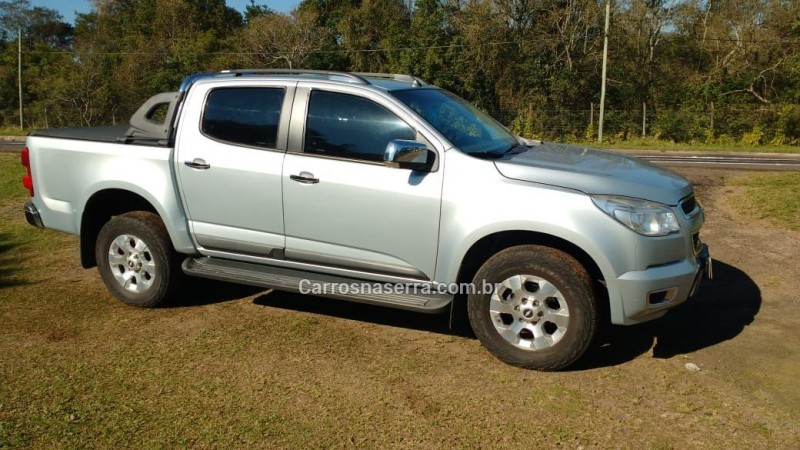 s10 2.4 ltz 4x2 cd 8v flex 4p manual 2013 sao sebastiao do cai