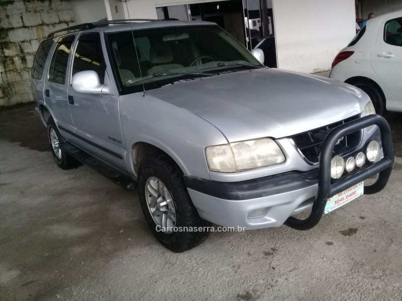 blazer 4.3 sfi dlx executive 4x2 v6 12v gasolina 4p manual 1999 caxias do sul