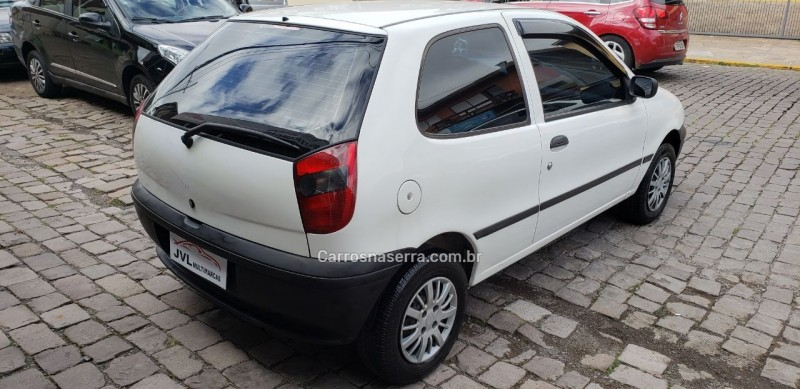 palio 1.0 mpi ex 8v gasolina 2p manual 2000 caxias do sul