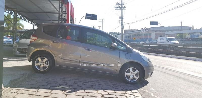 fit 1.4 lxl 8v gasolina 4p automatico 2010 caxias do sul