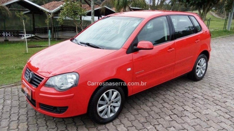 polo 1.6 mi sportline 8v flex 4p manual 2010 caxias do sul