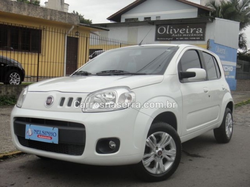 uno 1.4 evo economy 8v flex 4p manual 2013 caxias do sul