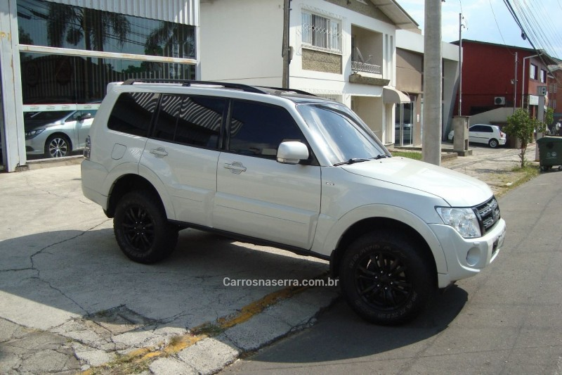 pajero full 3.2 hpe 4x4 16v turbo intercooler diesel 4p automatico 2012 flores da cunha