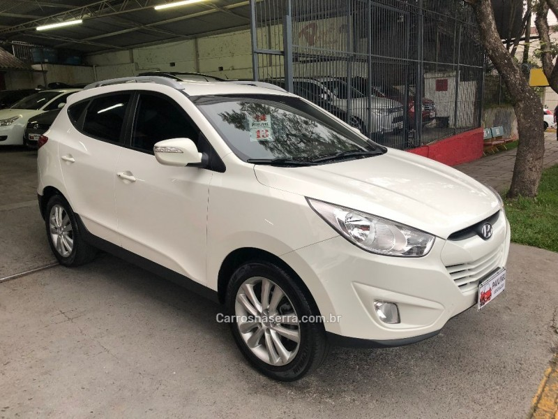 ix35 2.0 mpi 4x2 16v flex 4p manual 2013 caxias do sul