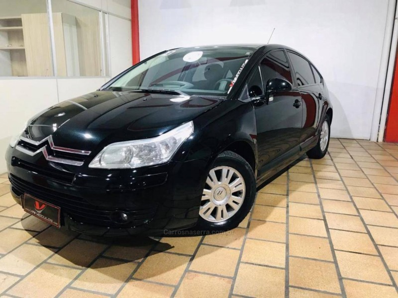 c4 1.6 glx 16v flex 4p manual 2010 caxias do sul