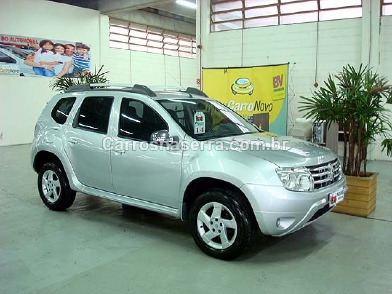 duster 1.6 dynamique 4x2 16v flex 4p manual 2014 caxias do sul