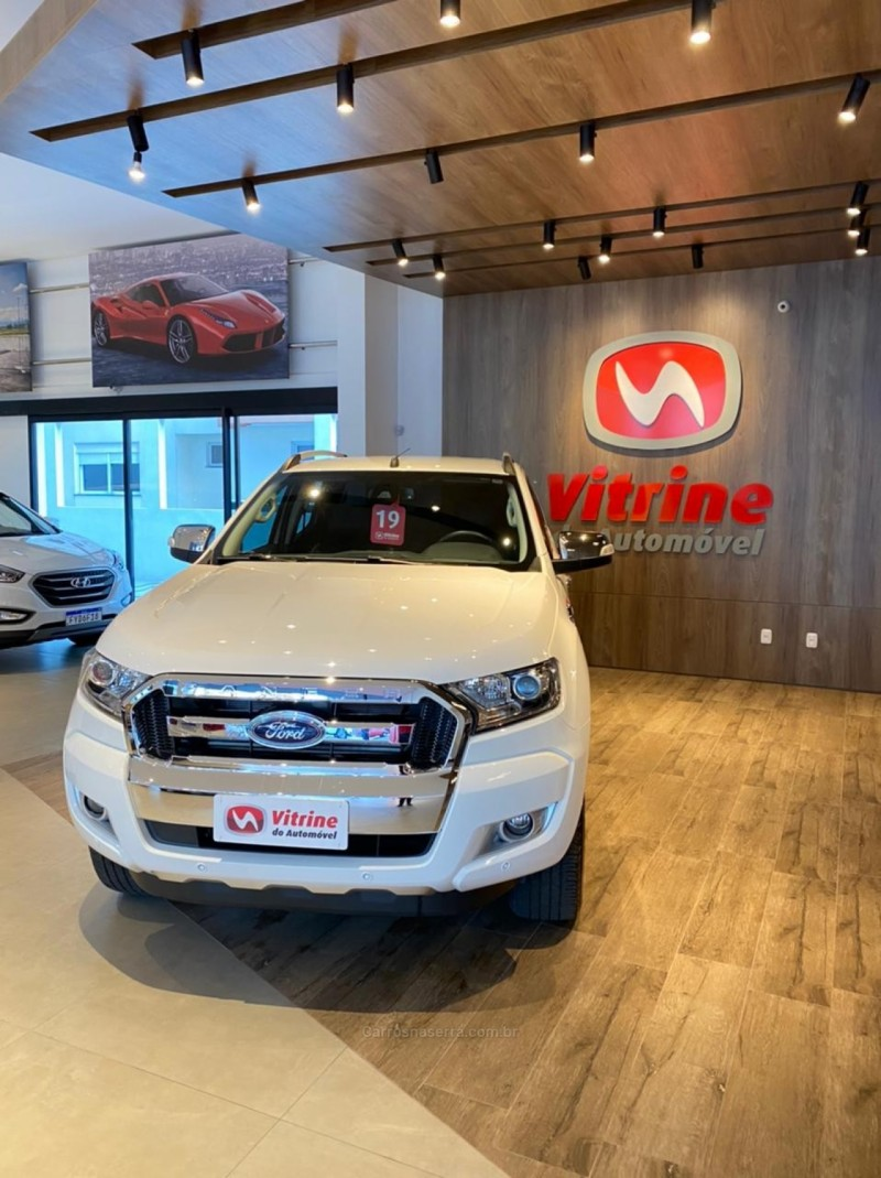 ranger 3.2 limited plus 4x4 cd 20v diesel 4p automatico 2019 erechim